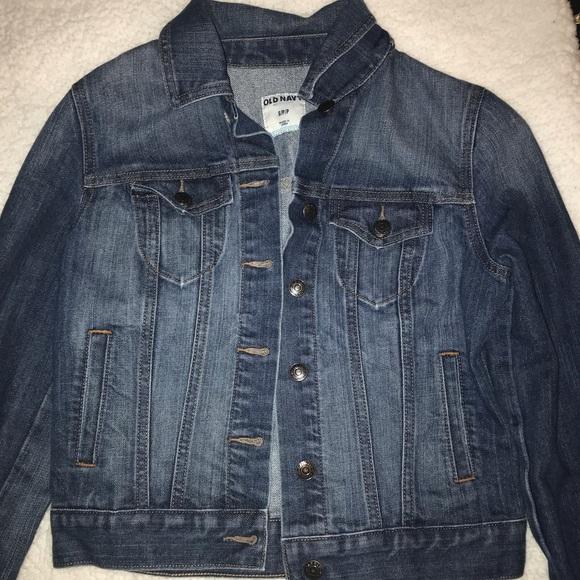 Old Navy Jackets & Blazers - Old navy jean jacket